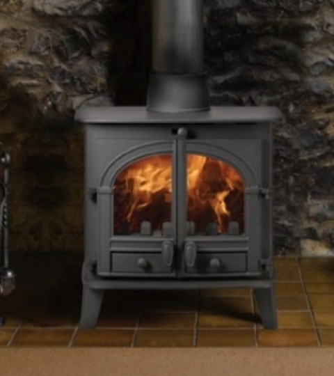 PARKRAY CONSORT 7 MULTIFUEL STOVE 7KW DEFRA APPROVED