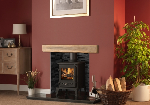 CLEANBURN 5KW DEFRA STOVE PACKAGE