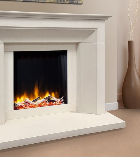 CELSI ULTIFLAME VR ASCENSIO LIMESTONE ELECTRIC SUITE.