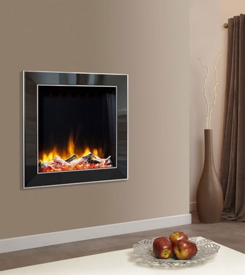 CELSI ELECTRIFLAME VR EVORA ASENCIO WALL MOUNTED INSET ELECTRIC FIRE