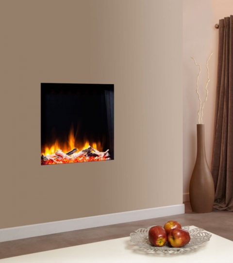 CELSI ELECTRIFLAME VR ASENCIO 26″ WALL MOUNTED INSET ELECTRIC FIRE